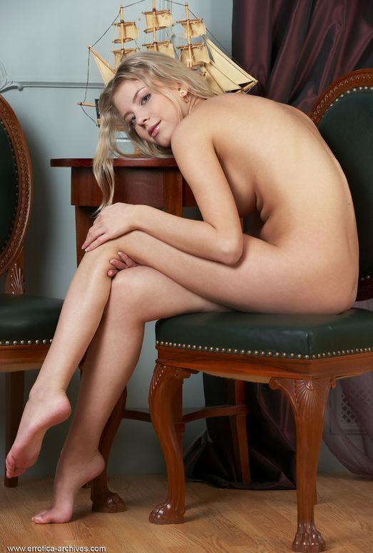 Barbara - Golden Hair - Errotica Archives