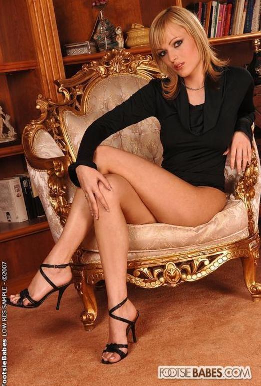Bianca Golden - Footsie Babes