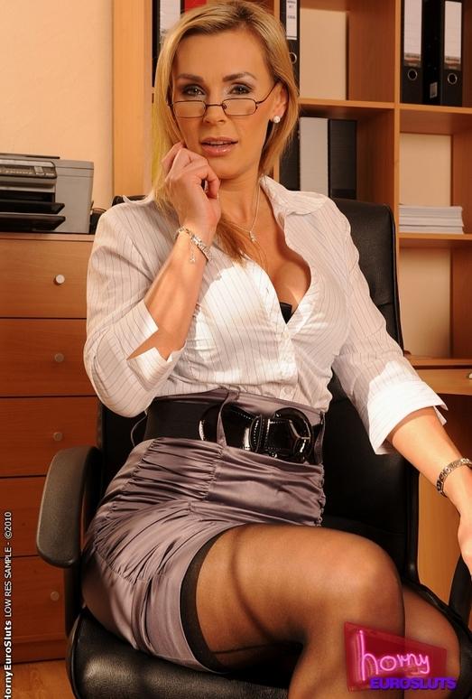 Tanya Tate - Horny Euro Sluts