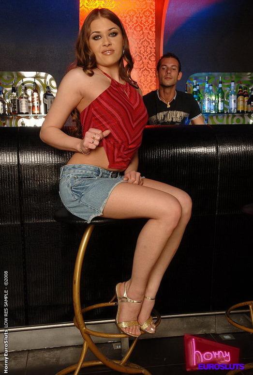 Rebecca Contreras - Horny Euro Sluts