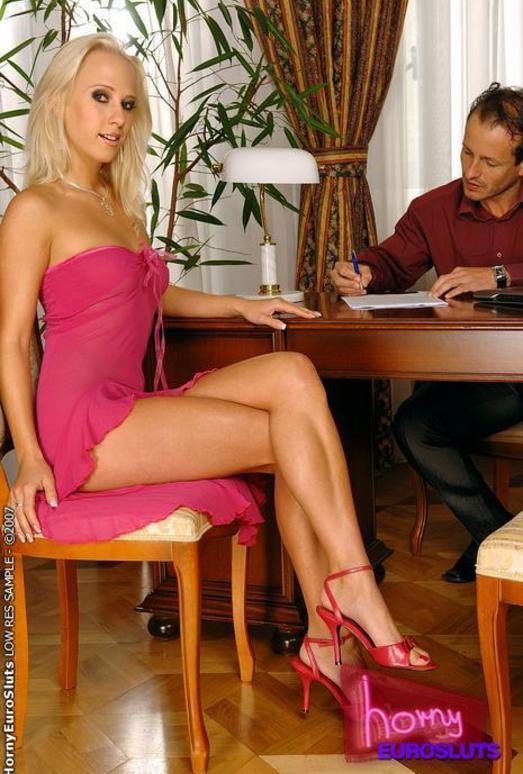 Carla Cox - Horny Euro Sluts