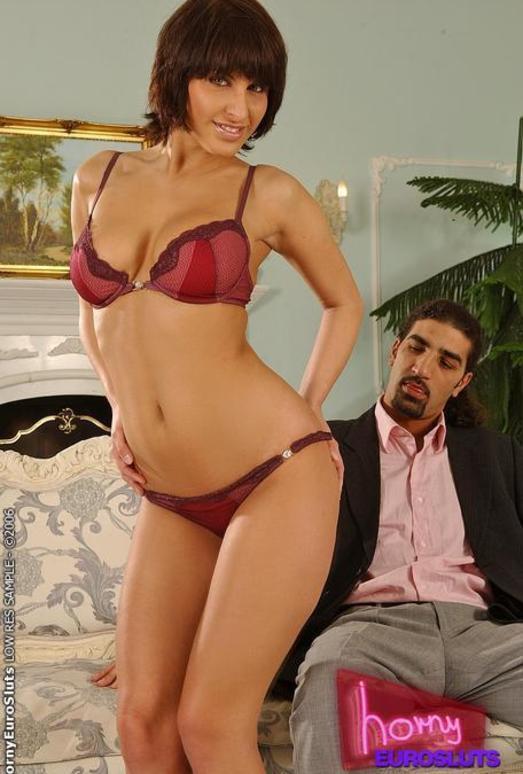 Veronika Vanoza - Horny Euro Sluts