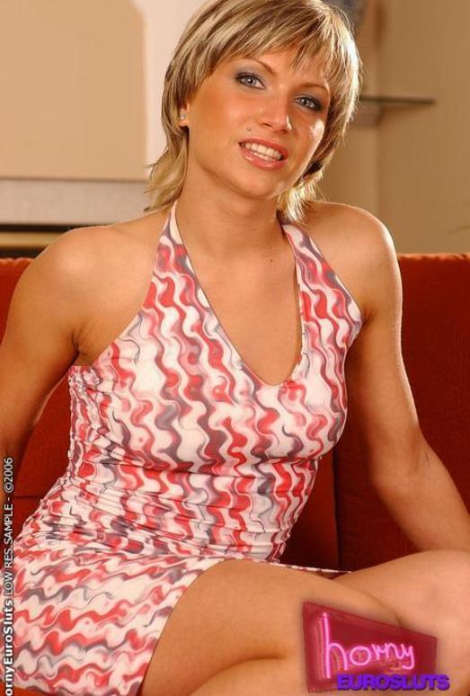 Ivette Blanche - Horny Euro Sluts