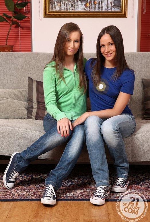 Ashley, Shira - 21 Sextury