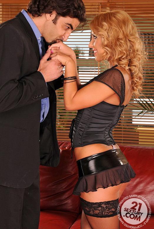 Nikky Thorne - 21 Sextury