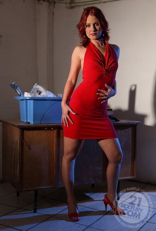 Mandy Bright, Angelina Blue