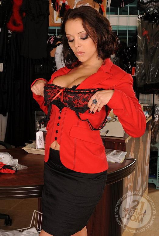 Liza Del Sierra - 21 Sextury