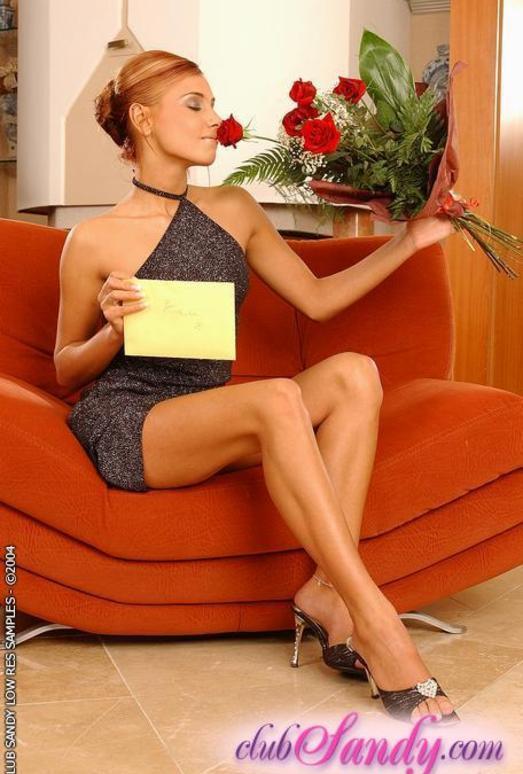 Anetta Keys - roses & pussy