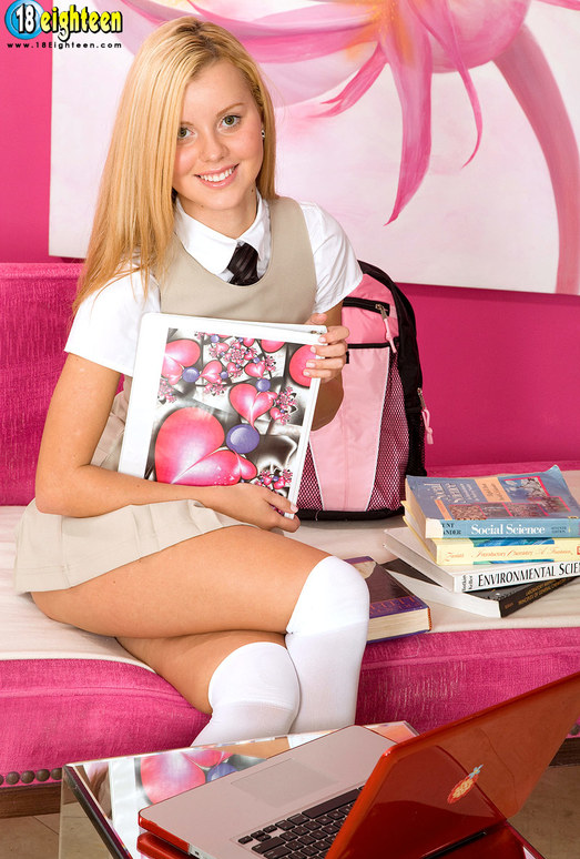 Jessi Rogers - Studious Slut - 18eighteen