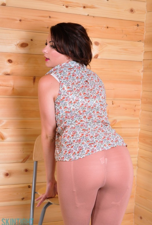 Penny Pink Leggings - Skin Tight Glamour