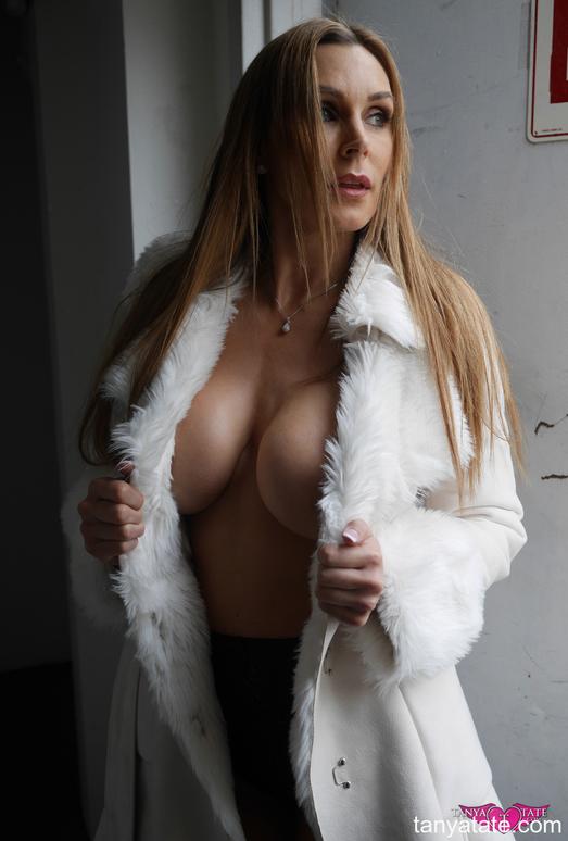 Tanya Tate - Fur Coat