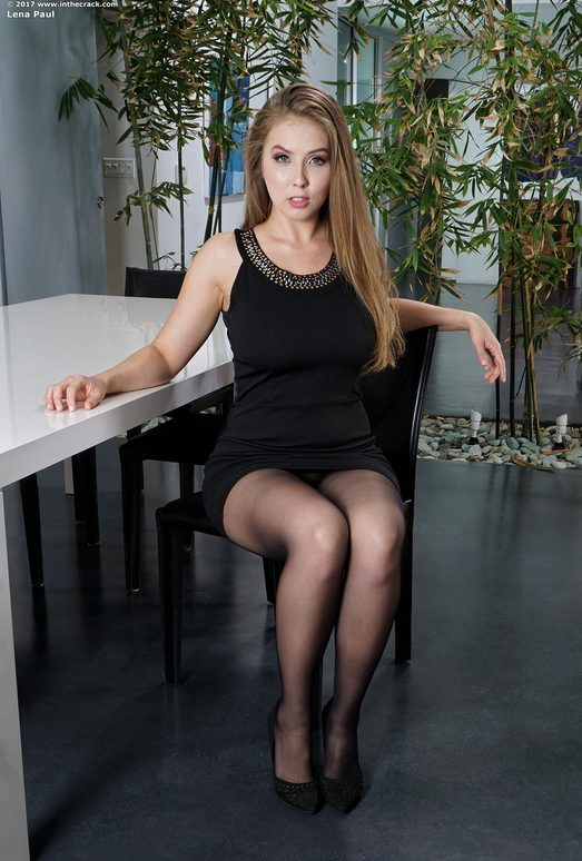 Lena paul inthecrack