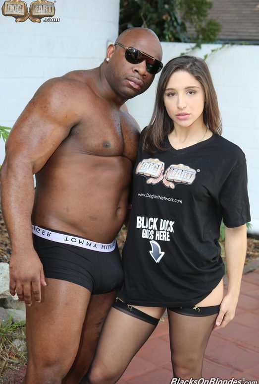 Abella Danger - Blacks On Blondes