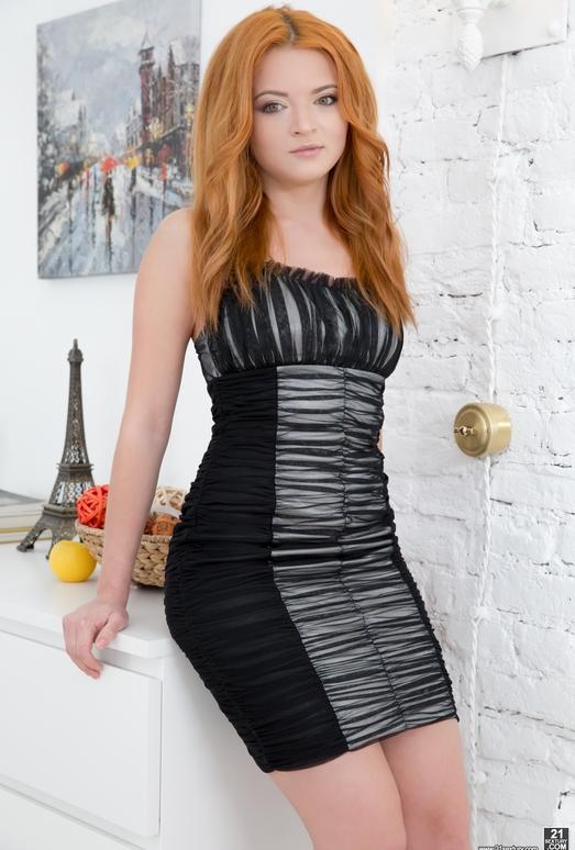 Ketti - Redhead Loves Anal - 21Sextury