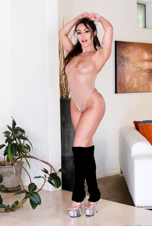 Christiana Cinn - Anal Slut Christiana: Cock/Huge Toy DP