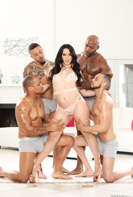 Mandy Muse - Blacked Out #10 - Devil's Film