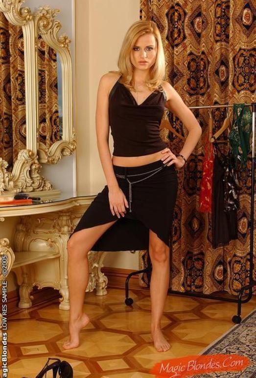 Sophie Paris - Magic Blondes