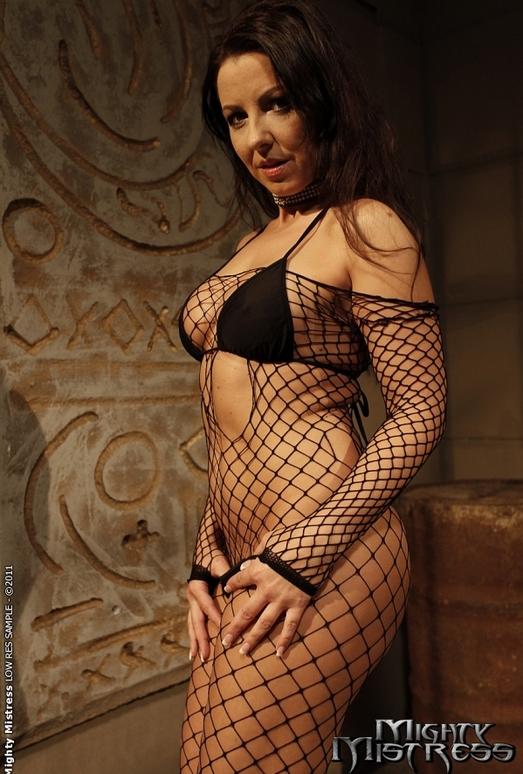 Mandy Bright & Maria Bellucci Lesbian Slave