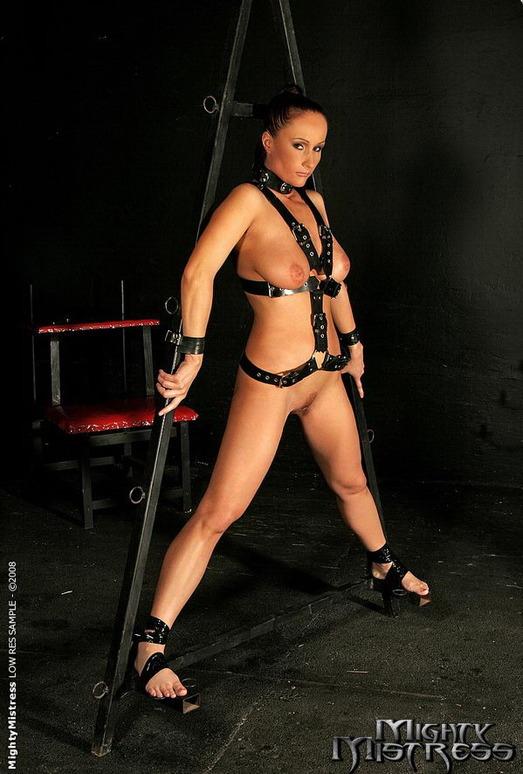 Kathy Parker & Mandy Bright Lesbian Punishment