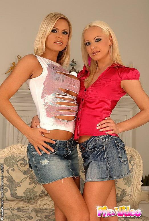 Dirty Lesbians Wivien & Sun