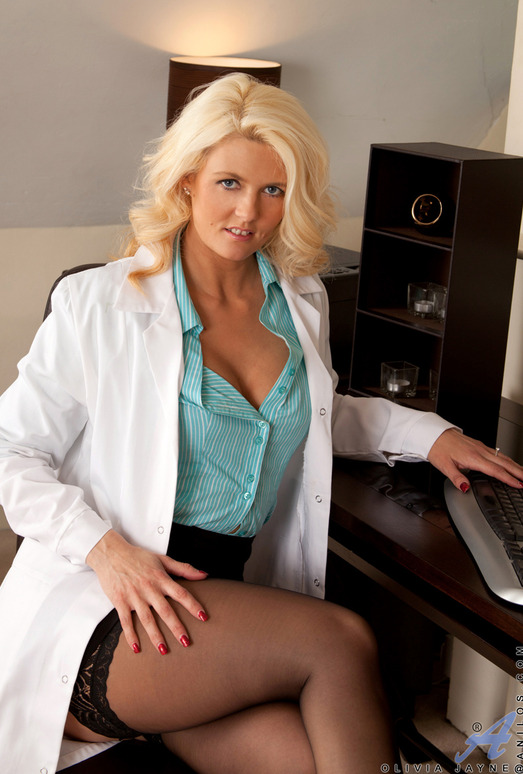 Olivia Jayne - Naughty Nurse