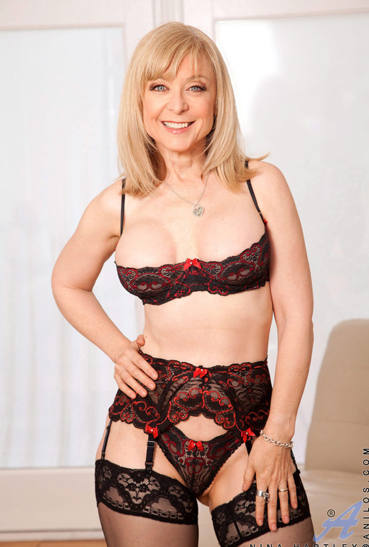 Nina Hartley - Sexy Lingerie