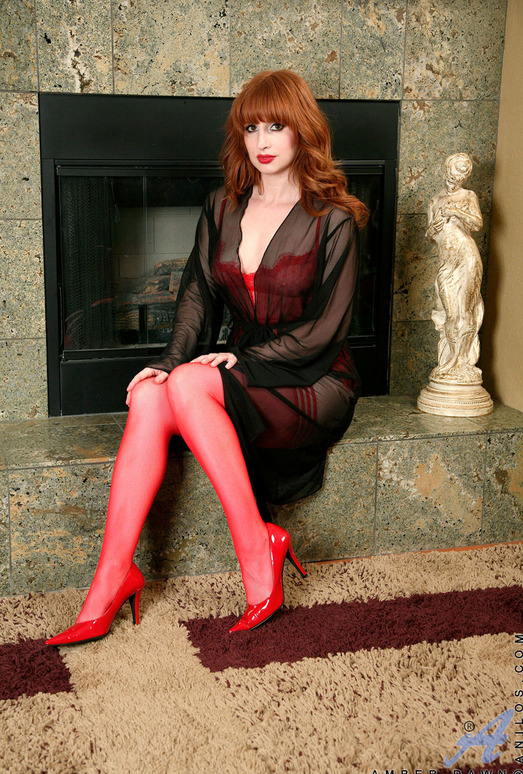 Amber Dawn - Sheer Dress - Anilos
