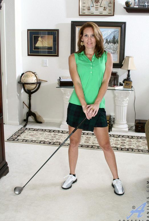 Crystal - Horny Golfer - Anilos
