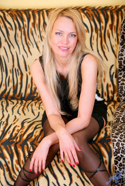 Olga - Milf Pussy - Anilos