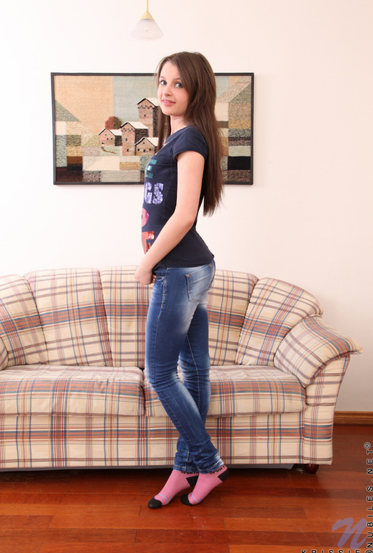 Krissie - Nubiles - Teen Solo