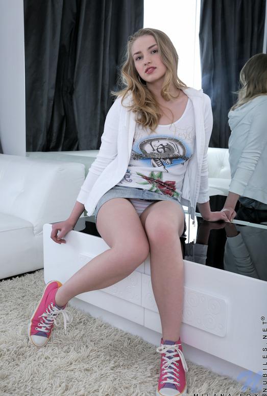 Milana Fox - Nubiles - Teen Solo