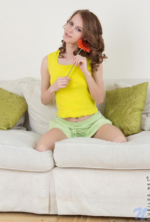 Emily Kaye - Nubiles - Teen Solo