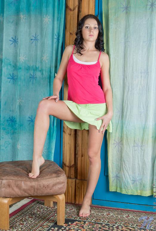 Irena - Nubiles - Teen Solo