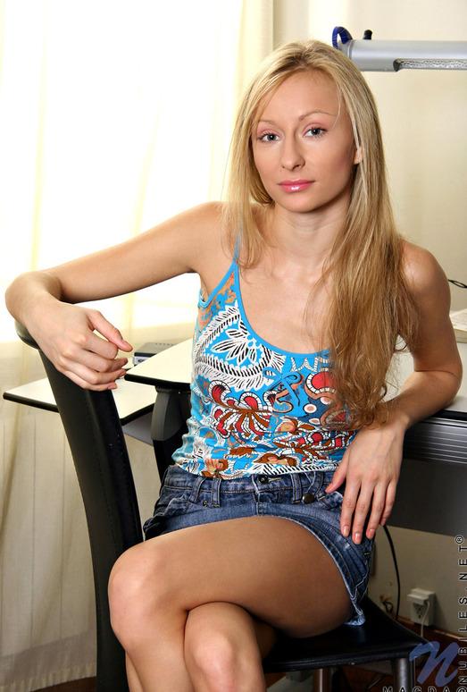 Magda - Nubiles - Teen Solo