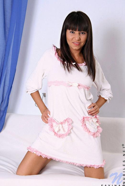 Fayina - Nubiles - Teen Solo