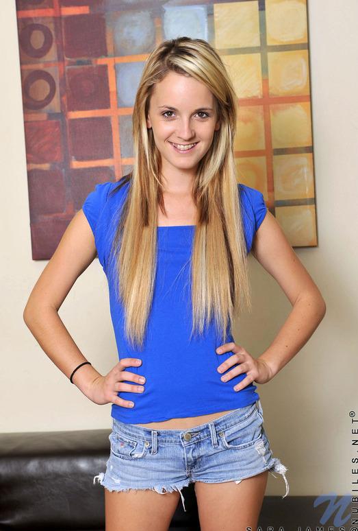Sara James - Nubiles - Teen Solo