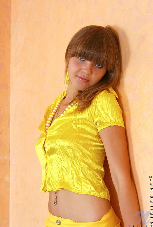 Alisa - Nubiles - Teen Solo