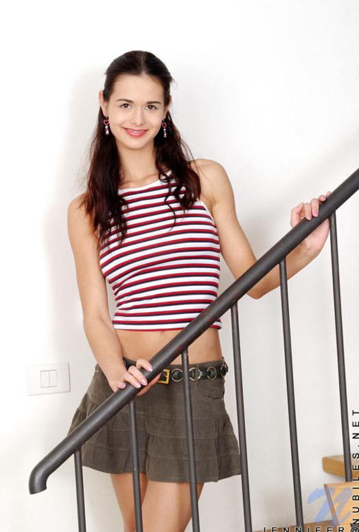 Jennifer - Nubiles - Teen Solo