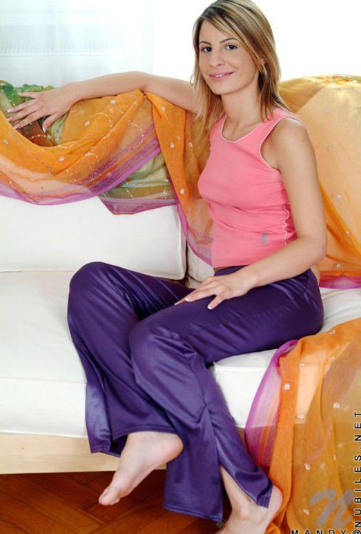 Mandy - Nubiles - Teen Solo