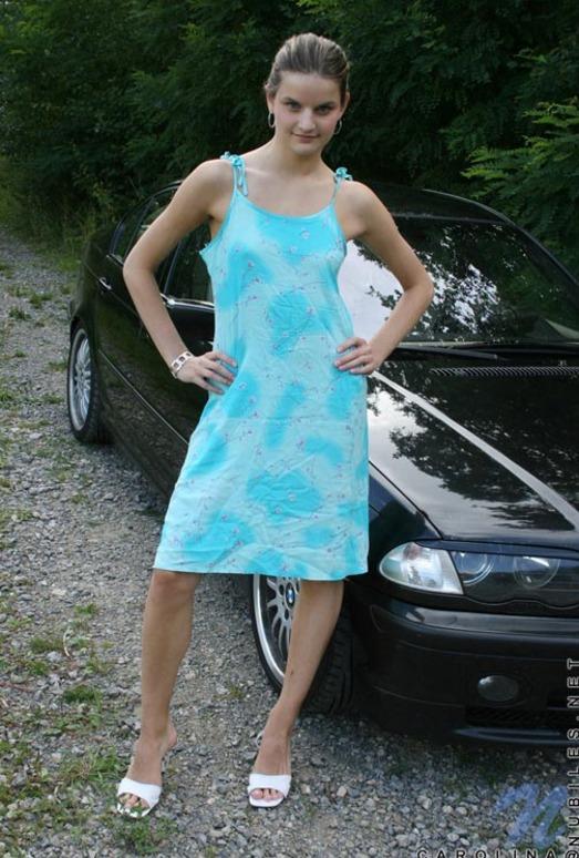 Carolina - Nubiles - Teen Solo