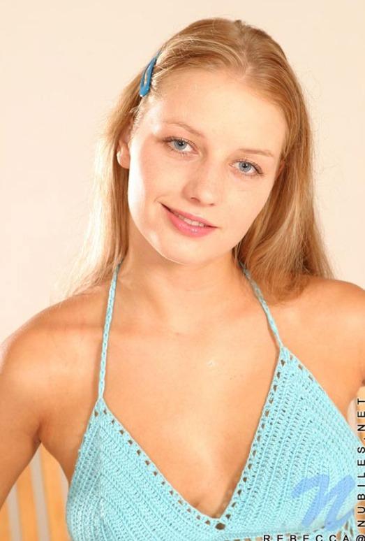 Rebecca - Nubiles - Teen Solo