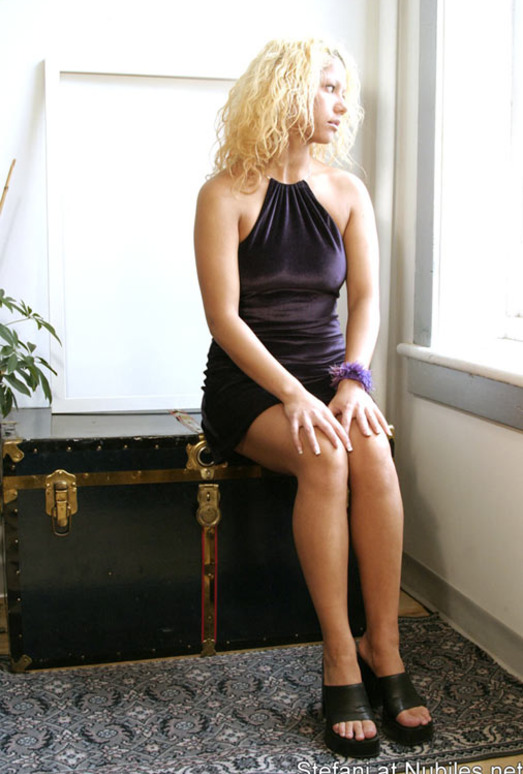 Stefani - Nubiles - Teen Solo