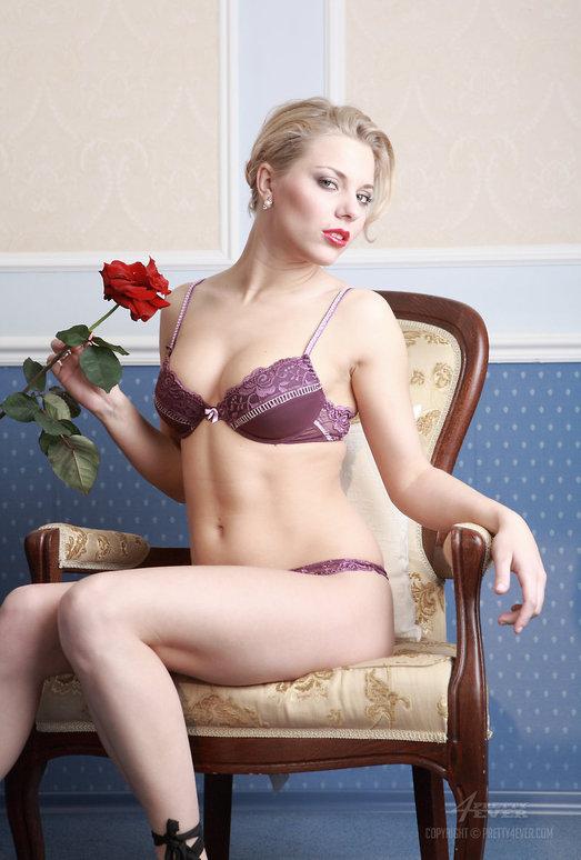 Teen Model Sabrina - Almost
