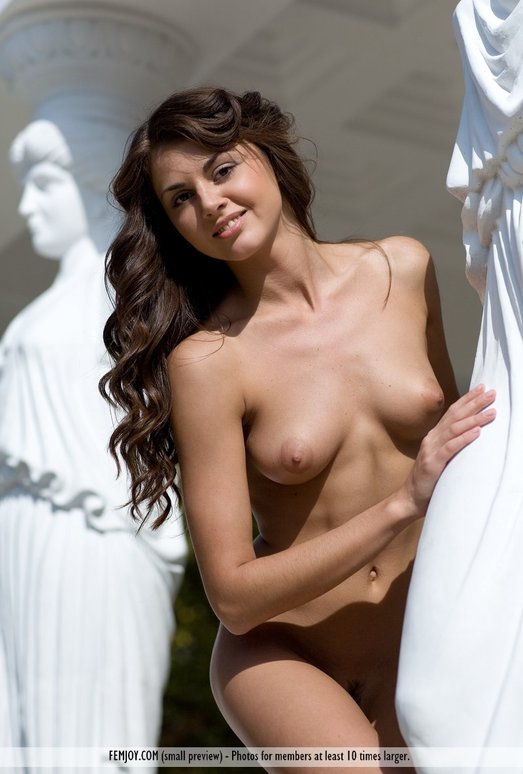 The Godess - Alannis - Femjoy