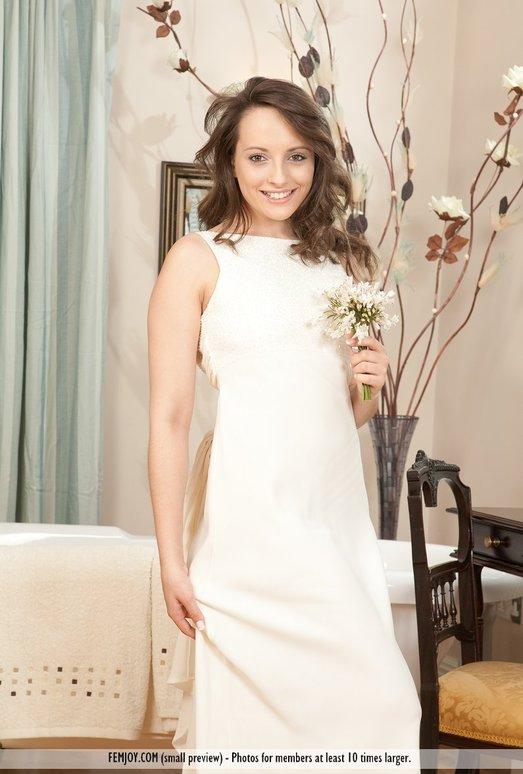 Wedding Day - Amy B. - Femjoy