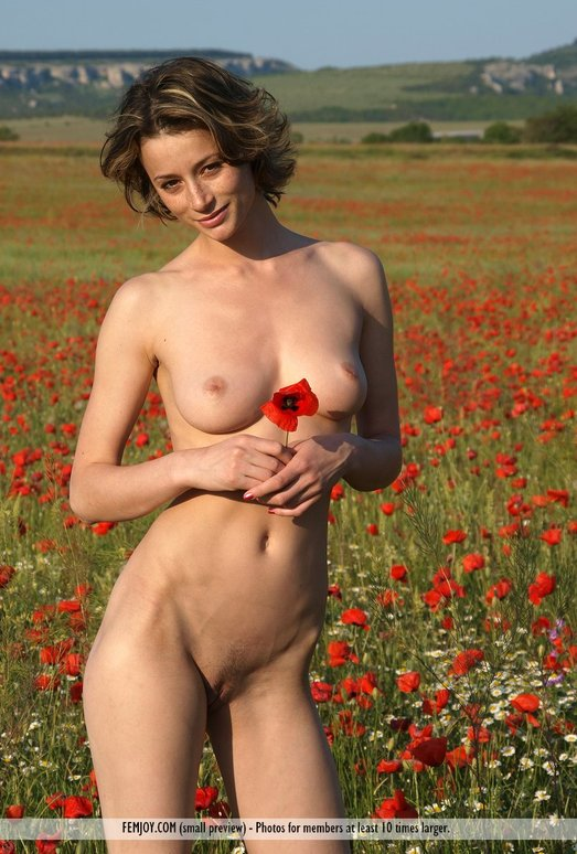 Poppies - Abby - Femjoy