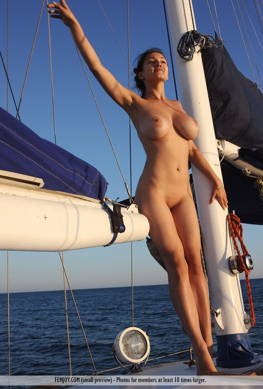 Sail With Me - Sofie - Femjoy