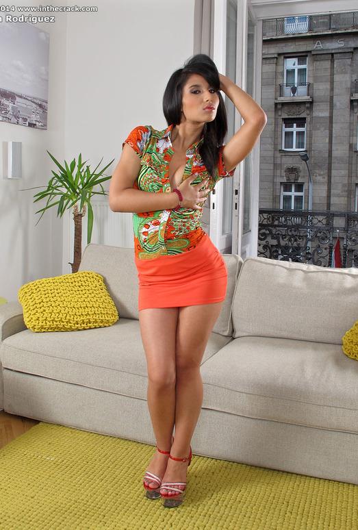 Ria Rodriguez - InTheCrack