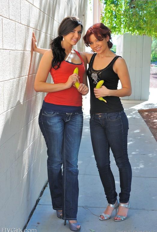 Rita & Madeline - FTV Girls