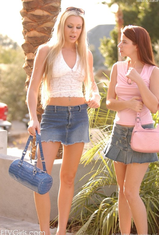 Bella & Sarah - FTV Girls